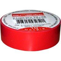 Фото Стрічка ізоляційна buildnext.tape.20.red, червона (20м)