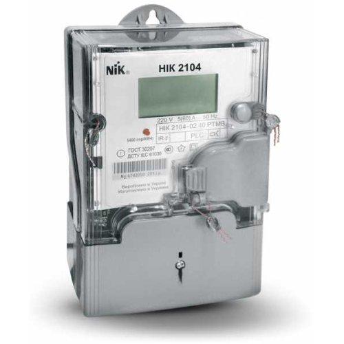 Фото NIK 2104 AP2T.1800.C.11 (5-60)А 220В с PLC-модулем Электробаза