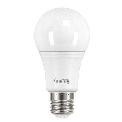 Фото Лампа светодиодная LED 1-LS-1103 12w 3000K E27 А60 SIRIUS Электробаза