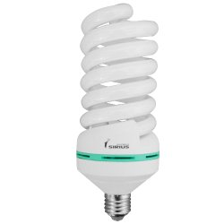 Лампа энергосберегающая 1-CFL-55-142 55W 6500 Е27 SIRIUS