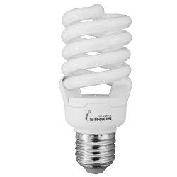 Лампа энергосберегающая 3-CFL-20-215 20w 2700 Е27 SIRIUS