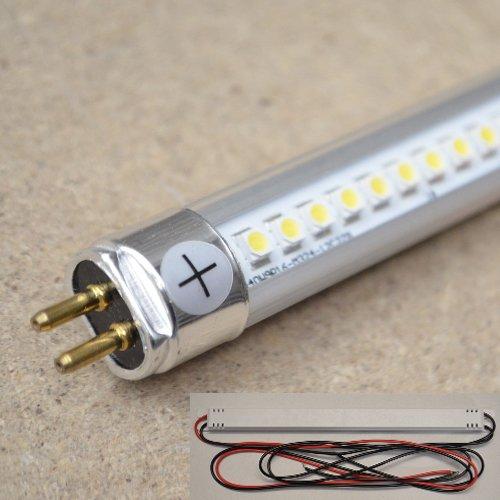 Фото Светодиодная лампа LED Т5 1500мм 24w 5500 с драйвером Электробаза